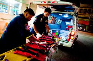 В Таиланде упавшая с крыши отеля россиянка скончалась в больнице