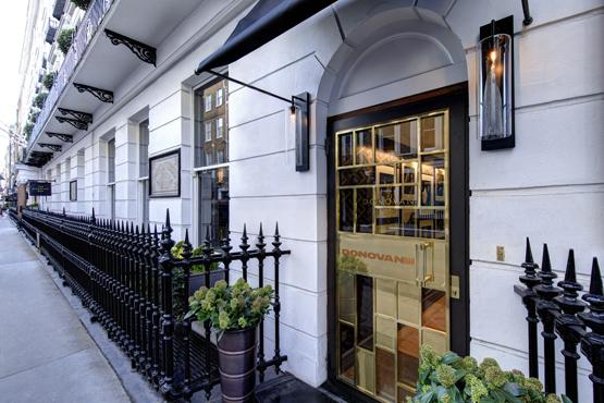 Лондонский Brown's Hotel открывает поп-ап экспозицию