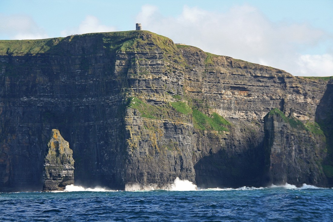 В Ирландии предложили создать для туристов специальные безопасные места для селфи