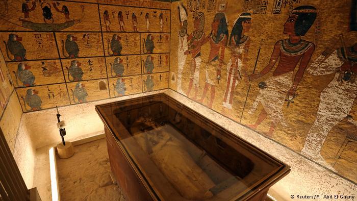 Гробница Тутанхамона вновь открыта, но туристам могут полностью закрыть доступ в Долину Фараонов в Египте