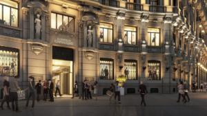 Первый в Испании фешенебельный комплекс сети Four Seasons откроется в центре Мадрида в 2019 году