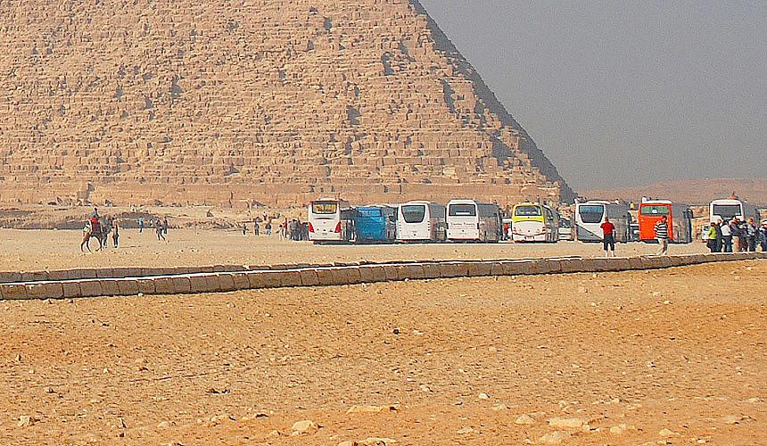 Росавиация наметила шаги для возобновления чартеров в Египет
