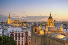 Севилья признана лучшим городом для туристических поездок в 2018 году