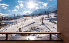 5 ski-in/ski-out отелей Розы Хутор