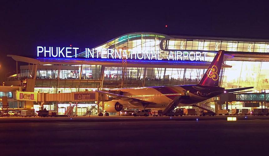 Российские авиакомпании оказались в числе самых непунктуальных в Таиланде