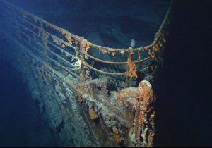 В 2018 году туристы увидят затонувший Титаник