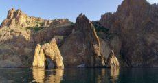 В Крыму откроют туристический маршрут к вулкану