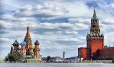 Красную площадь и Кремль закрыли для туристов