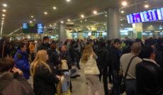 Более 150 рейсов задержаны или отменены в московских аэропортах из-за непогоды