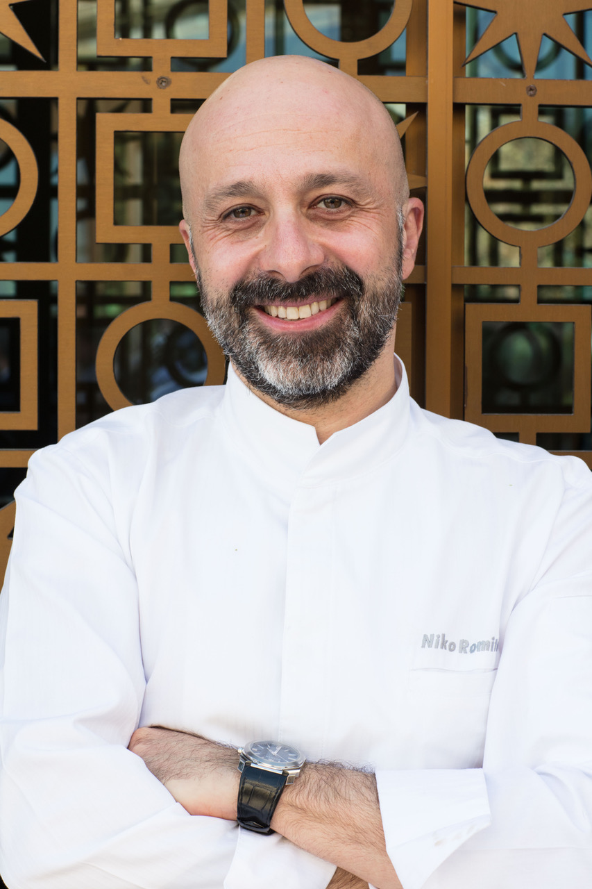 В Милане открылся ресторан Bvlgari