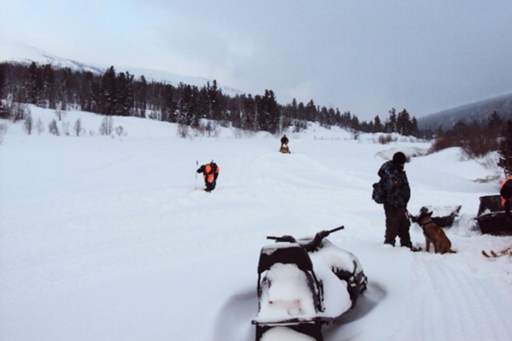 «Они заметили «надутый» участок, заехали на него и спровоцировали сход снега»
