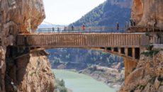 Пешеходная тропа Caminito del Rey стремится стать объектом Всемирного наследия ЮНЕСКО