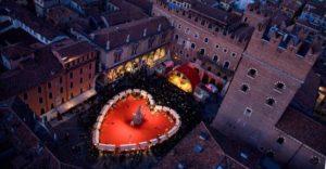 Пять городов для влюбленных