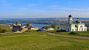 Хотинская крепость – по камушку от эпохи