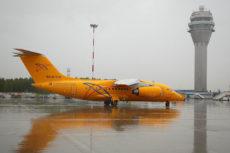 В Подмосковье разбился Ан-148 «Саратовских авиалиний»