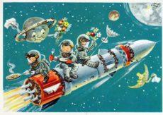 С Днем Космонавтики: ТОП космических достопримечательностей страны
