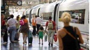 В июле RENFE продаст на 10 тысяч больше билетов по €25 на скоростные поезда AVE