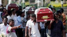 Названы подданные каких стран погибли при терактах в Шри-Ланке