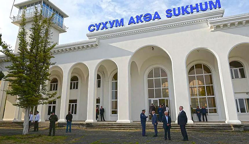 Абхазия готовится к открытию международного авиасообщения